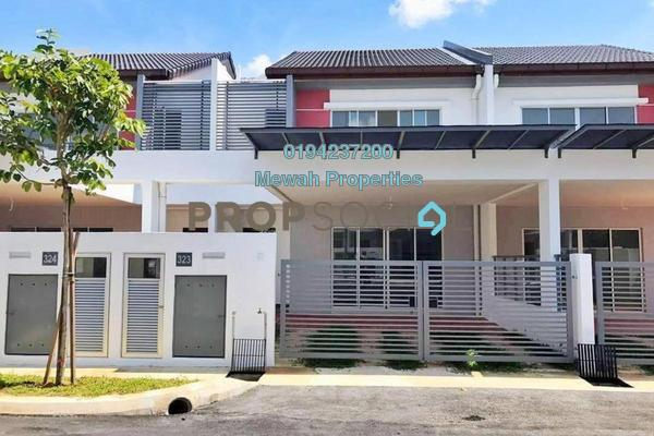 For Sale Terrace at Pelangi Heights, Mantin Freehold Unfurnished 4R/3B 545k