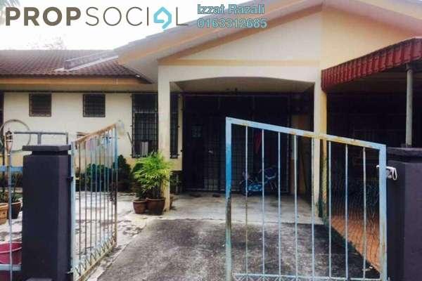 For Sale Terrace at Taman Gadong Jaya, Seremban Freehold Semi Furnished 3R/2B 160k