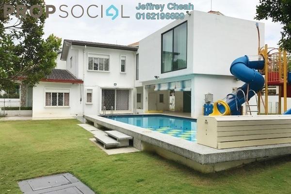 For Sale Bungalow at Bukit Tunku, Kenny Hills Freehold Semi Furnished 5R/5B 6.9m