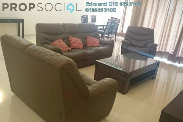 For Rent Condominium at Sinaran TTDI, TTDI Freehold Fully Furnished 2R/2B 3.5k