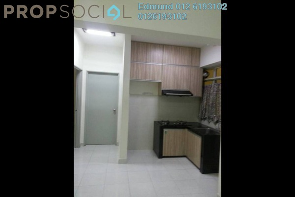 For Rent Condominium at Main Place Residence, UEP Subang Jaya Freehold Semi Furnished 2R/2B 1.35k