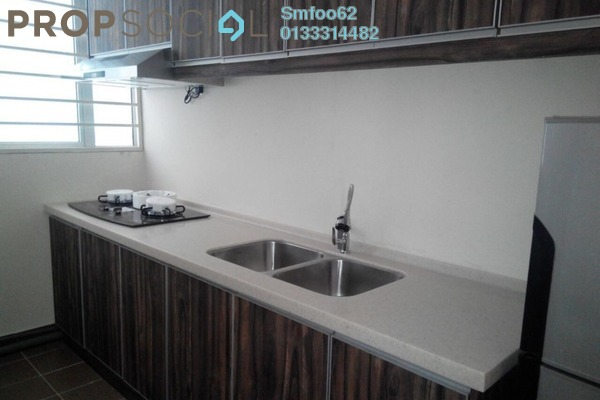 For Rent Condominium at South View, Bangsar South Freehold Semi Furnished 3R/2B 3.5k