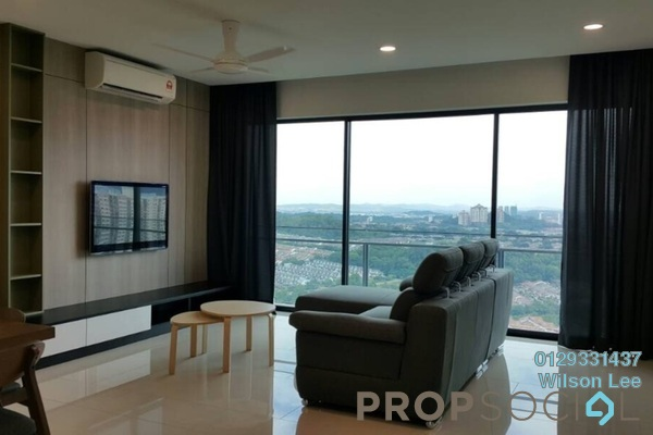 For Rent Condominium at One Central Park, Desa ParkCity Freehold Fully Furnished 3R/4B 5k