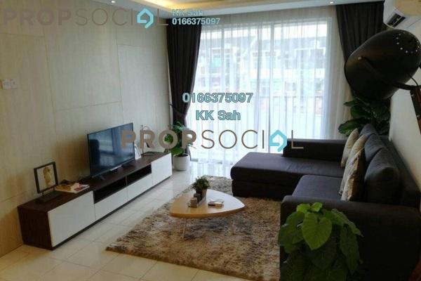 For Sale Apartment at Section 1, Bandar Mahkota Cheras Freehold Unfurnished 3R/2B 338k