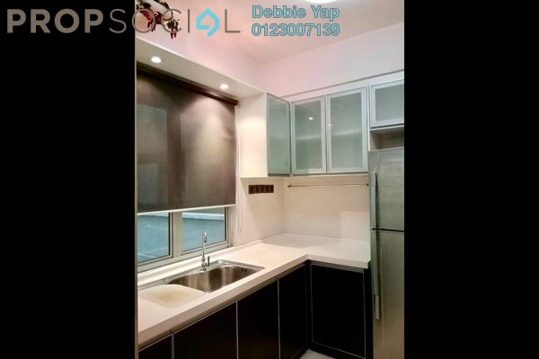 For Rent Condominium at Anggun Puri, Dutamas Freehold Fully Furnished 2R/2B 1.9k