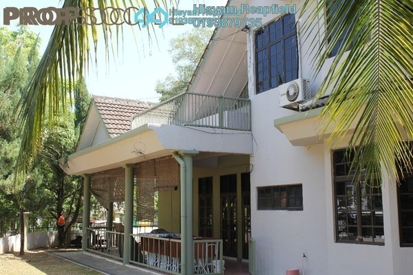 For Rent Bungalow at Kemensah Heights, Kemensah Freehold Semi Furnished 5R/4B 7.5k