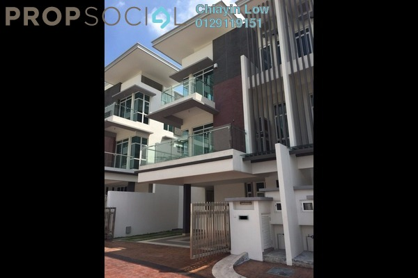 For Rent Semi-Detached at Saville @ The Park, Pantai Freehold Unfurnished 5R/5B 9k