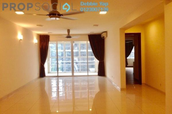 For Rent Condominium at Mont Kiara Meridin, Mont Kiara Freehold Semi Furnished 3R/3B 4.5k