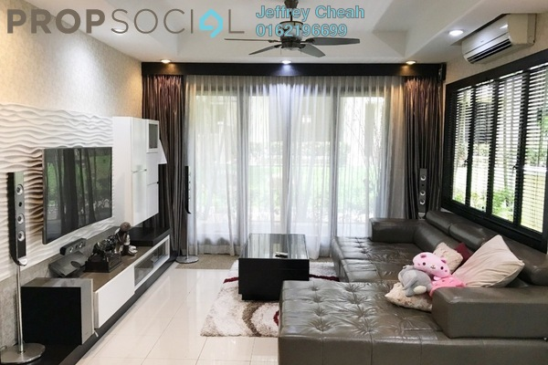 For Sale Terrace at Nadia, Desa ParkCity Freehold Fully Furnished 4R/3B 2.1m
