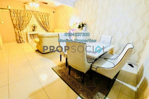 For Sale Terrace at Taman Semenyih Permata, Semenyih Freehold Unfurnished 4R/3B 399k