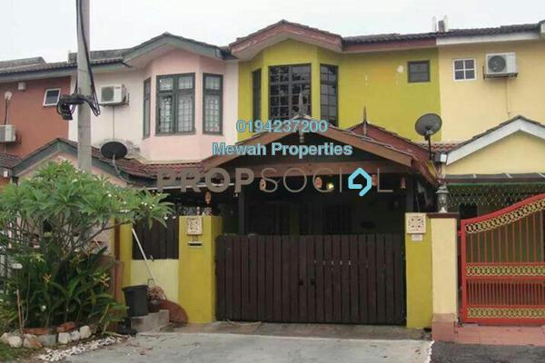 For Sale Terrace at Saujana Puchong, Puchong Freehold Unfurnished 4R/3B 420k