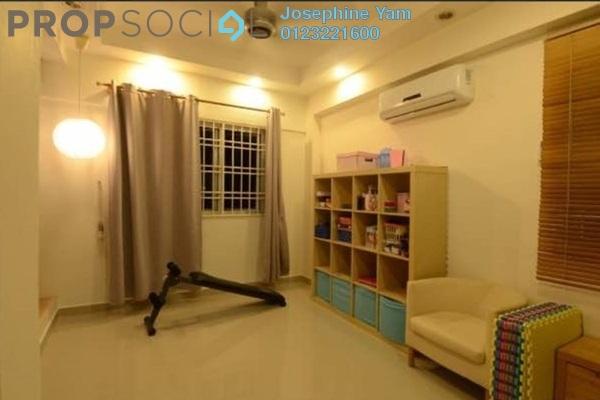 For Sale Condominium at Sri Hijau, Bandar Mahkota Cheras Freehold Semi Furnished 3R/2B 290k