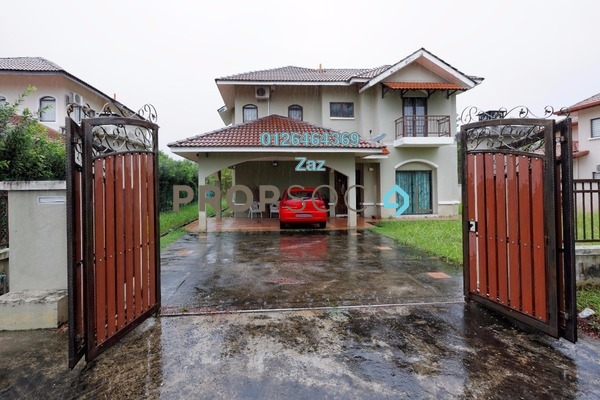 For Sale Bungalow at Forest Heights, Seremban Freehold Semi Furnished 4R/3B 870k