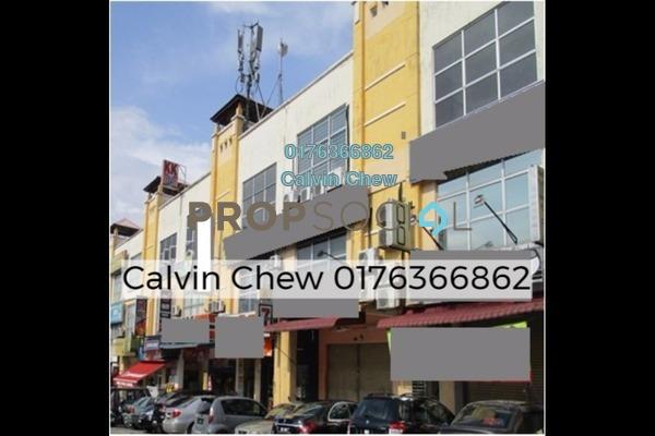 For Sale Office at Taman Segar Perdana, Cheras Freehold Unfurnished 0R/2B 266k