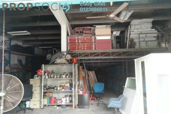 For Sale Factory at Taman Bangi Jaya, Semenyih Freehold Unfurnished 0R/0B 830k