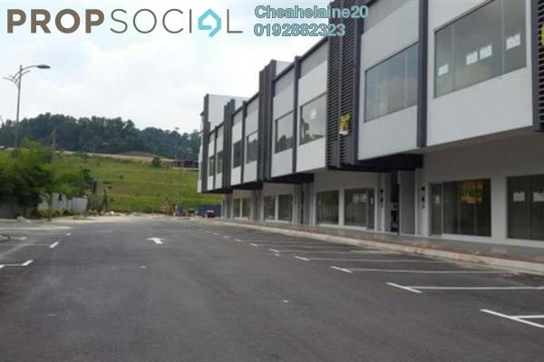 For Sale Shop at Sutera Bukit Tunku, Kenny Hills Freehold Unfurnished 1R/4B 1.35m