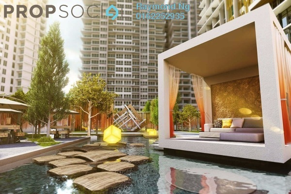 For Sale Condominium at Ion Delemen, Genting Highlands Freehold Fully Furnished 1R/1B 509k