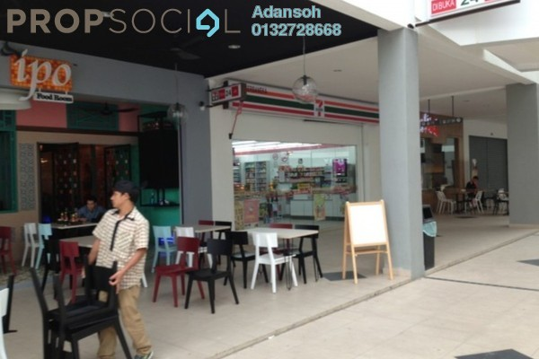 For Sale Shop at StarParc Point, Setapak Freehold Semi Furnished 0R/1B 1.58m