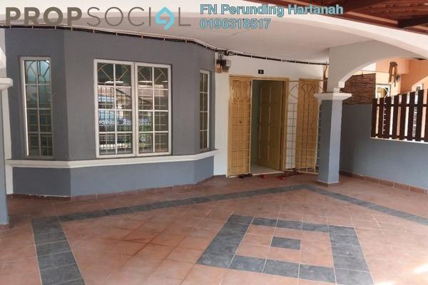 For Sale Terrace at Taman Semenyih Indah, Semenyih Freehold Unfurnished 4R/3B 430k