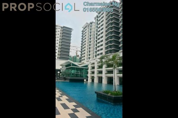 For Rent Condominium at Kiara Residence, Bukit Jalil Leasehold Fully Furnished 3R/2B 2k