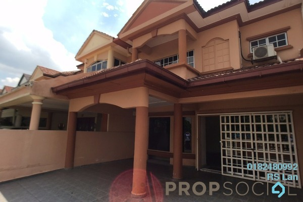 For Sale Terrace at Tempua, Bandar Puchong Jaya Freehold Semi Furnished 5R/4B 1.1m