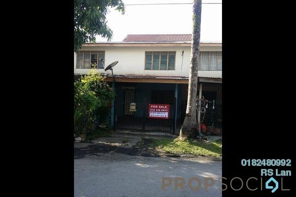 For Sale Terrace at Pandan Indah, Pandan Indah Leasehold Unfurnished 2R/2B 380k