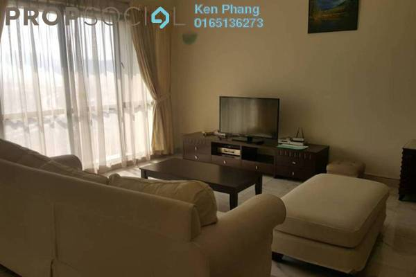 For Rent Condominium at Vista Damai, KLCC Freehold Fully Furnished 3R/3B 3.2k