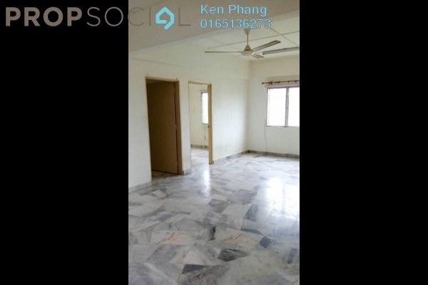 For Rent Apartment at Taman Bukit Mewah Flat, Kajang Freehold Unfurnished 3R/2B 750translationmissing:en.pricing.unit