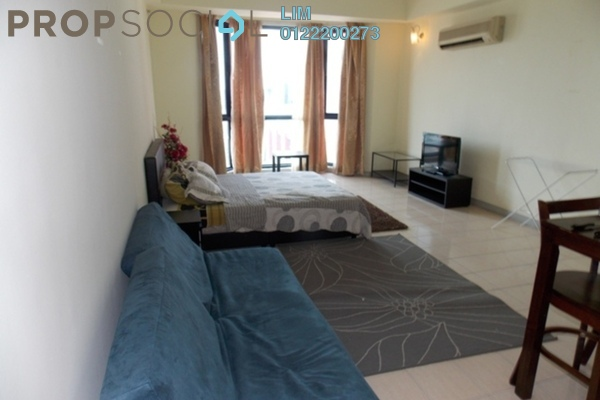 For Rent Condominium at Amcorp Serviced Suites, Petaling Jaya Freehold Fully Furnished 1R/1B 1.8k