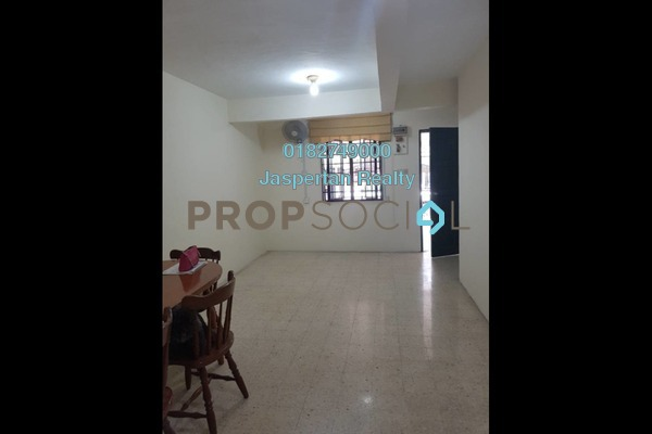 For Rent Terrace at Taman Sri Sinar, Segambut Freehold Semi Furnished 3R/2B 1.3k