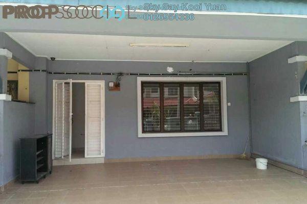 For Sale Terrace at Bandar Puteri Klang, Klang Freehold Semi Furnished 4R/3B 548k