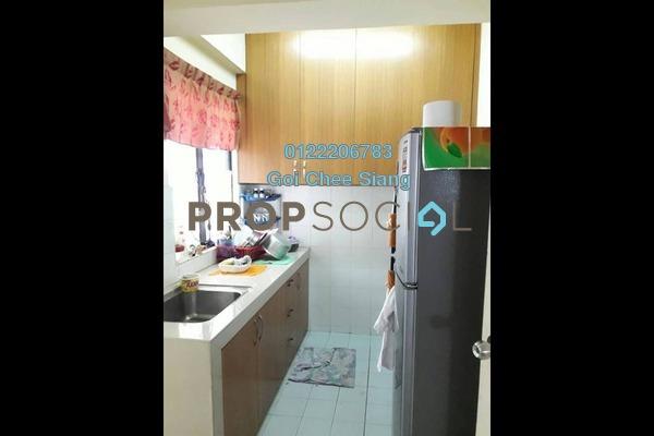 For Rent Condominium at Sri Pelangi, Setapak Freehold Semi Furnished 3R/2B 1.4k