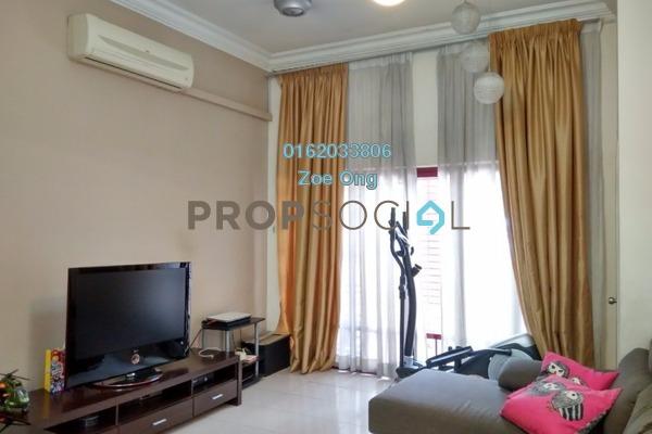For Sale Terrace at Damansara Emas, Kota Damansara Freehold Semi Furnished 4R/3B 930k