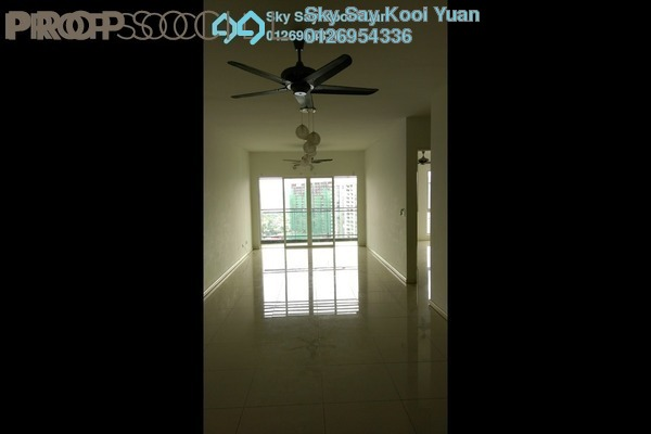 For Sale Condominium at 222 Residency, Setapak Freehold Unfurnished 2R/2B 530k