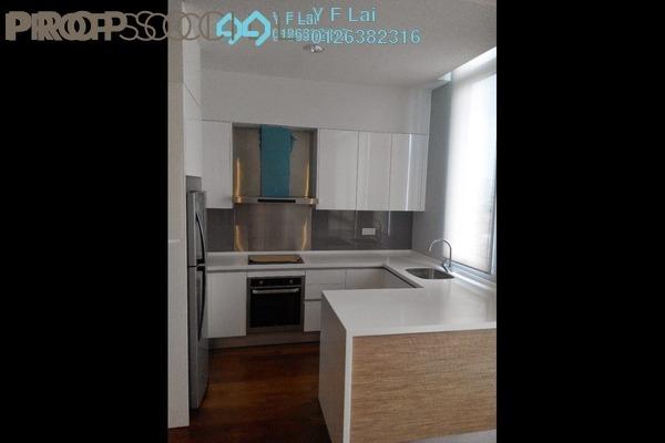 For Sale Condominium at Bukit Tunku, Kenny Hills Freehold Semi Furnished 2R/2B 850k