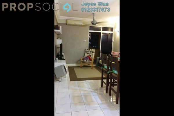 For Sale Condominium at D'Aman Crimson, Ara Damansara Freehold Semi Furnished 3R/2B 498k