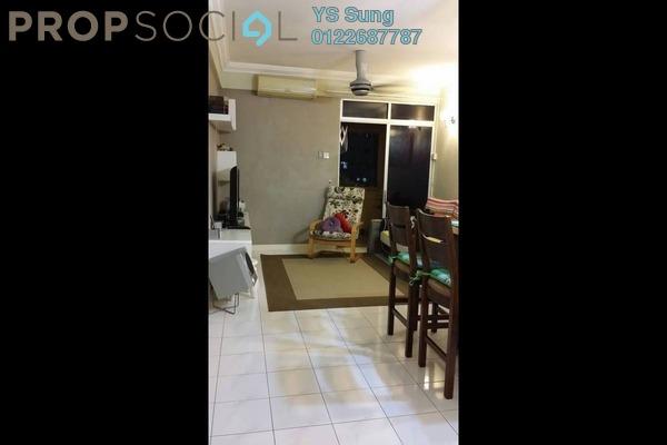 For Sale Condominium at D'Aman Crimson, Ara Damansara Freehold Semi Furnished 3R/2B 498k