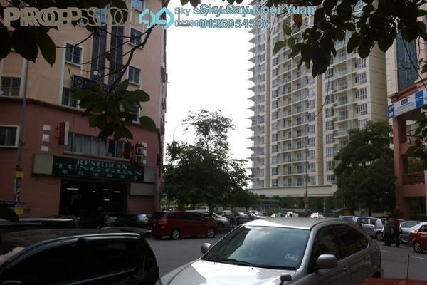 For Sale Office at Diamond Square, Setapak Freehold Unfurnished 1R/1B 500k