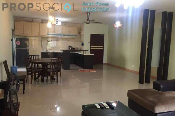 For Rent Condominium at Dynasty Garden, Kuchai Lama Freehold Fully Furnished 3R/2B 2.1k