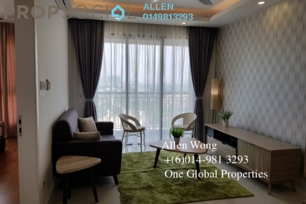 For Rent Serviced Residence at Imperia, Puteri Harbour Freehold Fully Furnished 1R/1B 1.8k