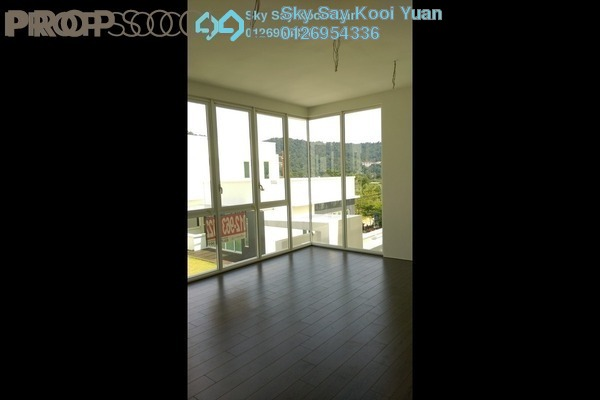For Rent Semi-Detached at Contours, Melawati Freehold Semi Furnished 4R/6B 10k