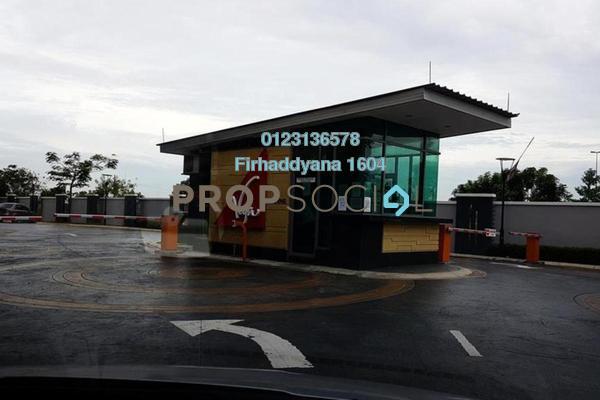 For Rent Apartment at Vega Residensi, Cyberjaya Freehold Fully Furnished 1R/1B 1.4k