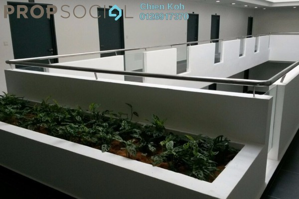 For Rent SoHo/Studio at Atria, Damansara Jaya Freehold Semi Furnished 1R/1B 1.4k