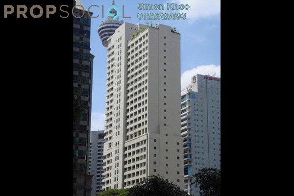For Sale Condominium at Crown Regency, KLCC Freehold Fully Furnished 3R/3B 1.25m