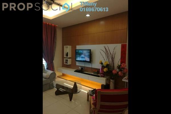 For Sale Terrace at Sutera Damansara, Damansara Damai Freehold Fully Furnished 4R/3B 1.08m