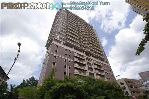 For Sale SoHo/Studio at Casa Mutiara, Pudu Freehold Fully Furnished 1R/1B 450k