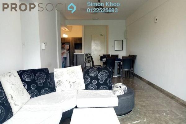 For Rent Condominium at Subang Parkhomes, Subang Jaya Freehold Fully Furnished 3R/3B 2.7k