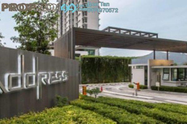 For Sale Condominium at The Address, Bukit Jambul Leasehold Semi Furnished 3R/2B 950k