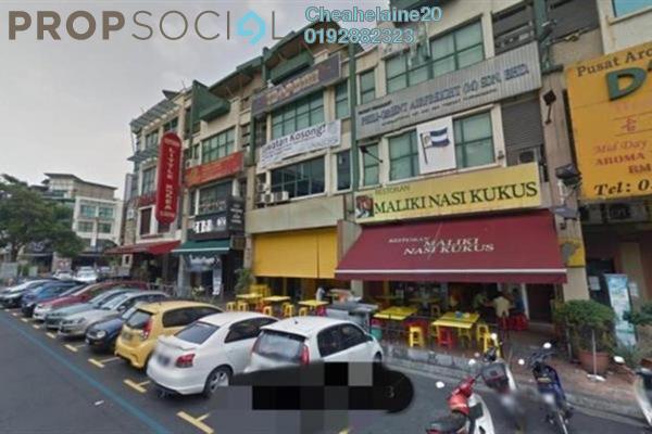 For Rent Office at 3rd Mile Square, Old Klang Road Freehold Unfurnished 1R/2B 2.2k