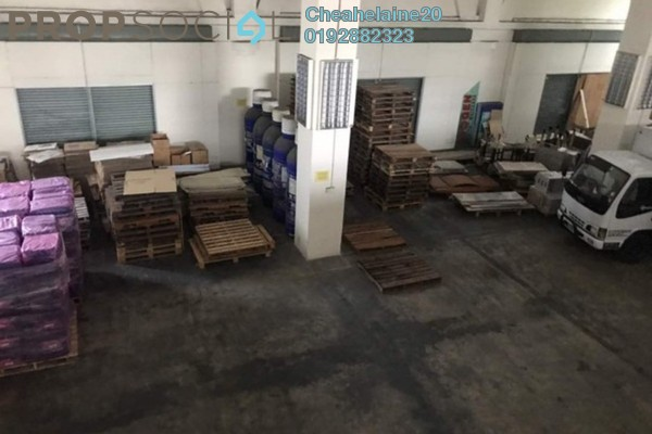 For Rent Factory at Taman Perindustrian Murni Senai, Senai Freehold Semi Furnished 4R/4B 16.5k